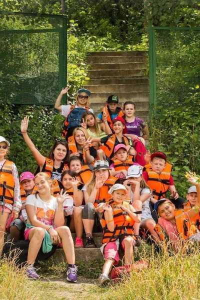 Рейтинг детских лагерей