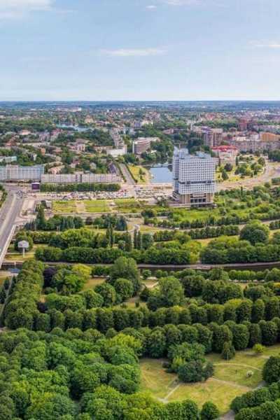 Районы Калининграда - выбираем лучший для ПМЖ