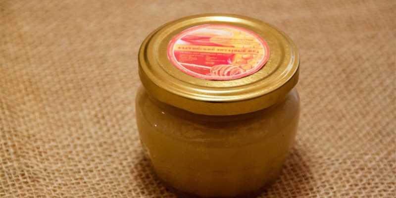 Янтарный  мед. 0