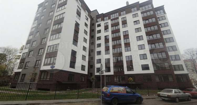 Апартаменты на Первомайская 5. Апартаменты с видом на море общий вид