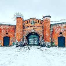 Экскурсия по форту 11 Калининграда