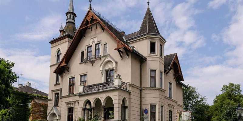 Путешествие в сказочный Раушен. Архитектура Светлогорска, немецкие виллы