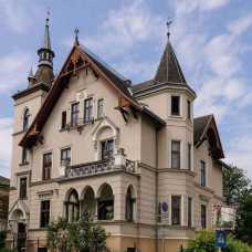 Архитектура Светлогорска, немецкие виллы