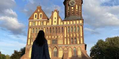 Обзорная экскурсия по Калининграду . Кафедральный собор