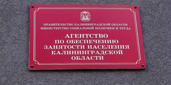 Трудоустройство в Калининграде