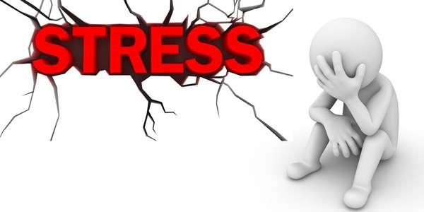 Стресс и трудности адаптации