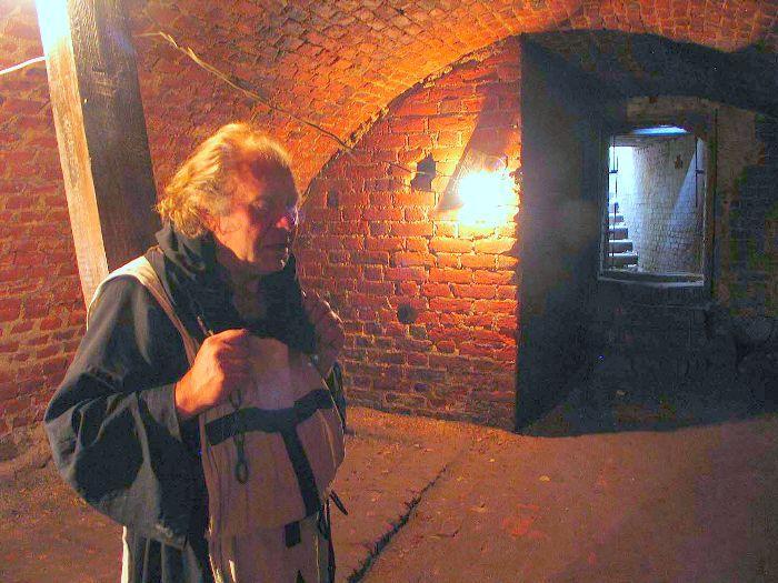 Музей инквизиции в замке Шаакен