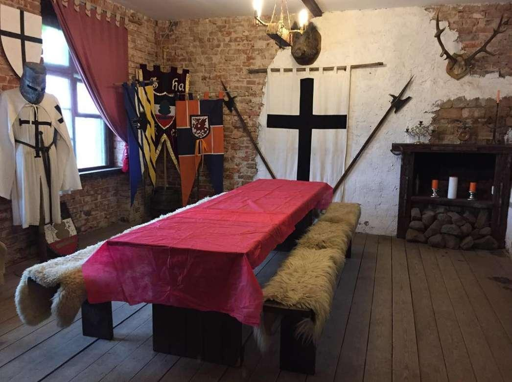 Таверна в замке Шаакен