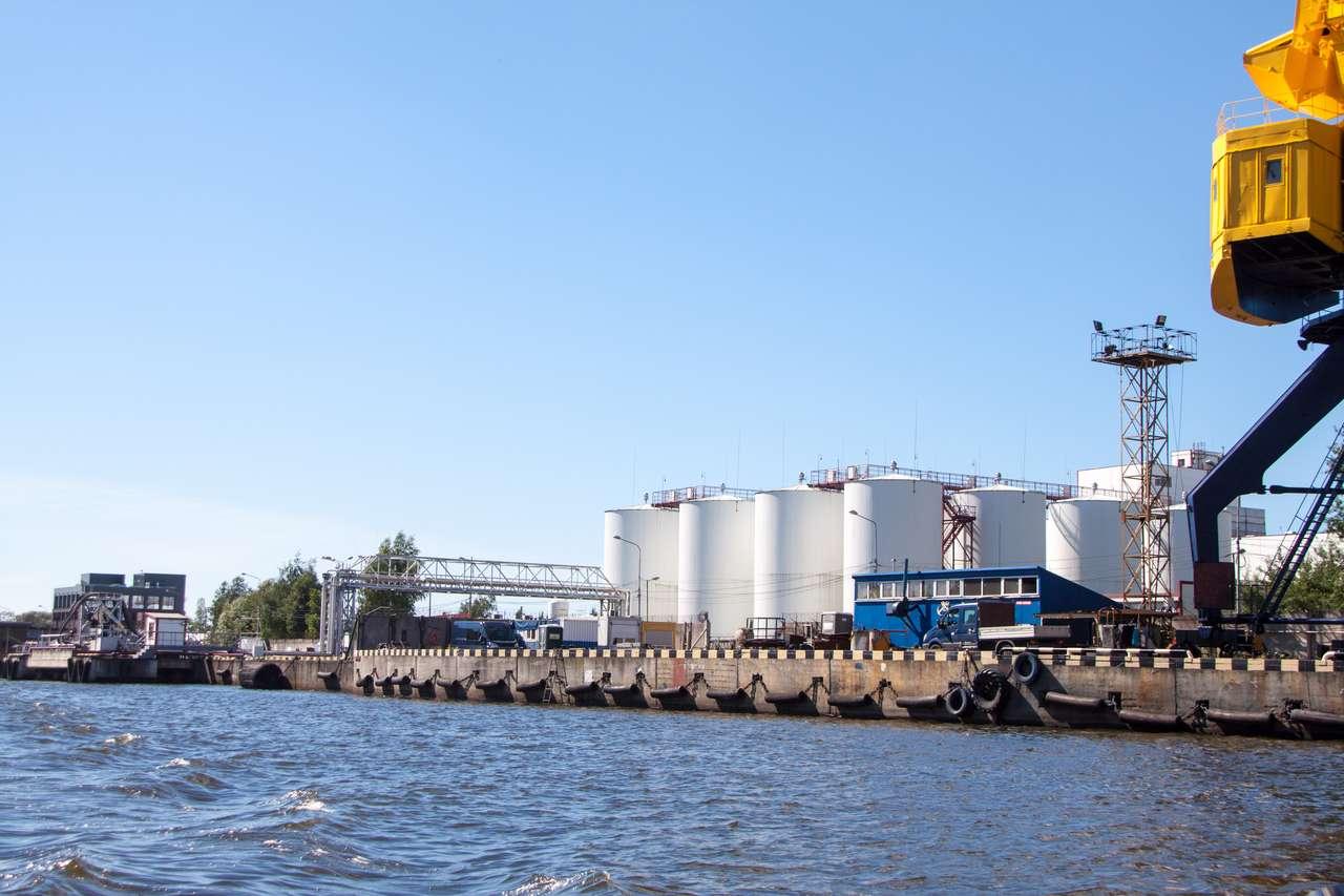 Водная экскурсия Калининград. Порт Калининграда