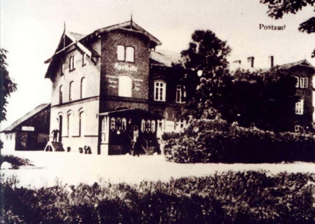 Вальдау до 1945, дом врача-дантиста