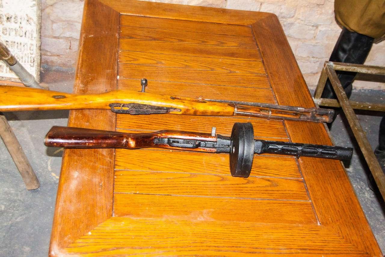 Советское оружие эпохи 2 мировой войны