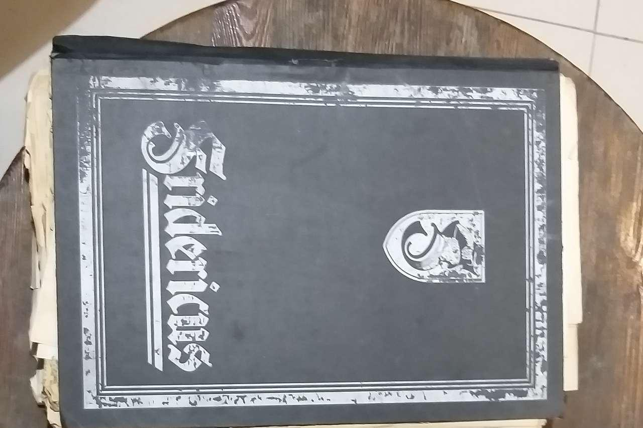 Немецкая подшивка газет, до 1945 года