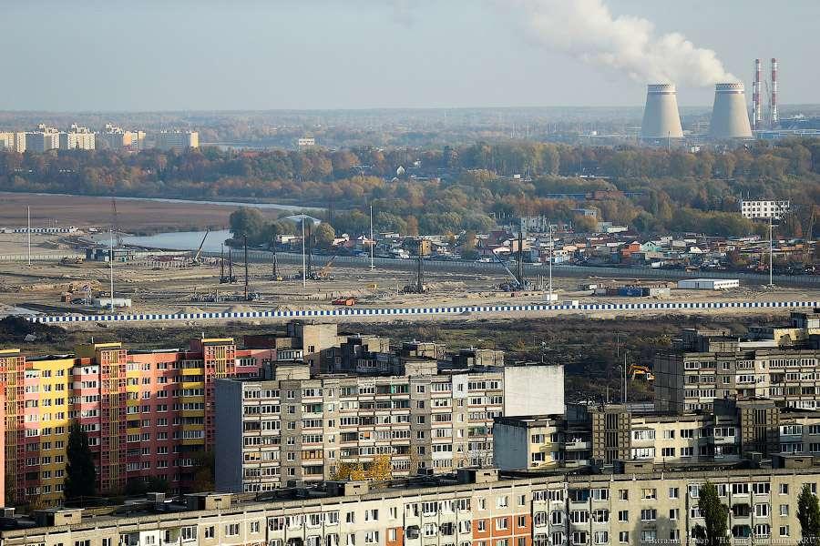 Экологическая обстановка в Московском районе