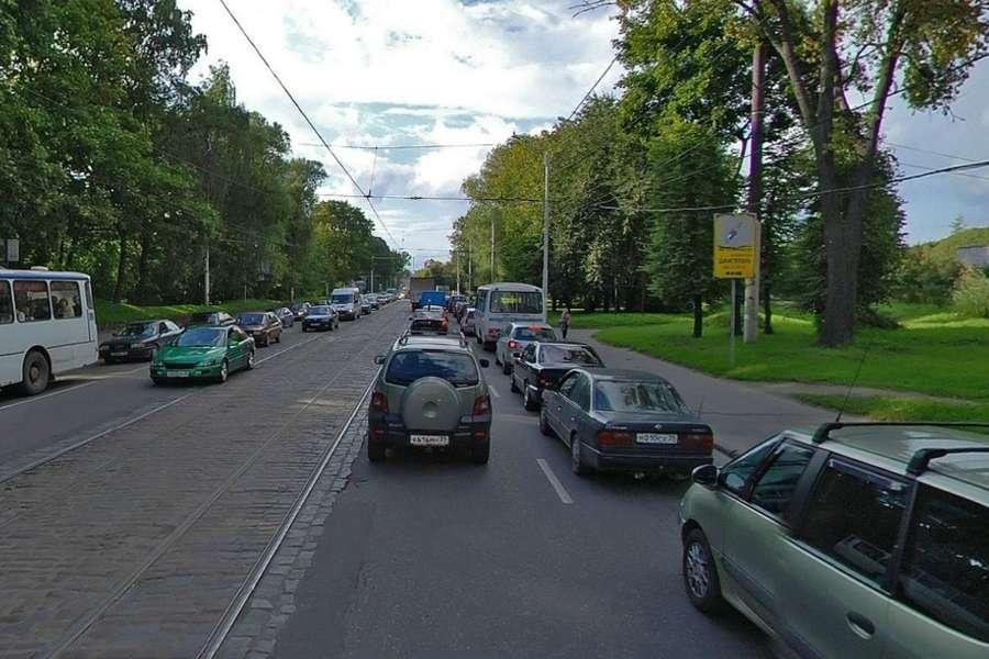 Транспортная доступность в Московском районе