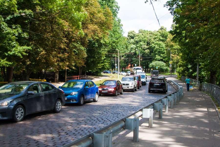 Транспортная доступность в Центральном районе