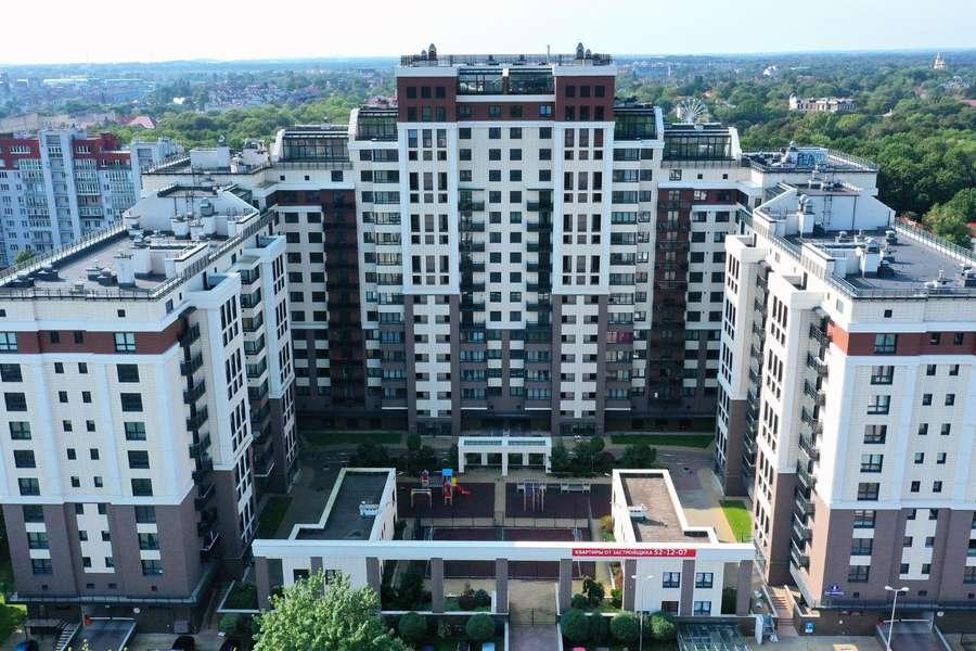 Качество, цена и выбор жилья в Центральном районе