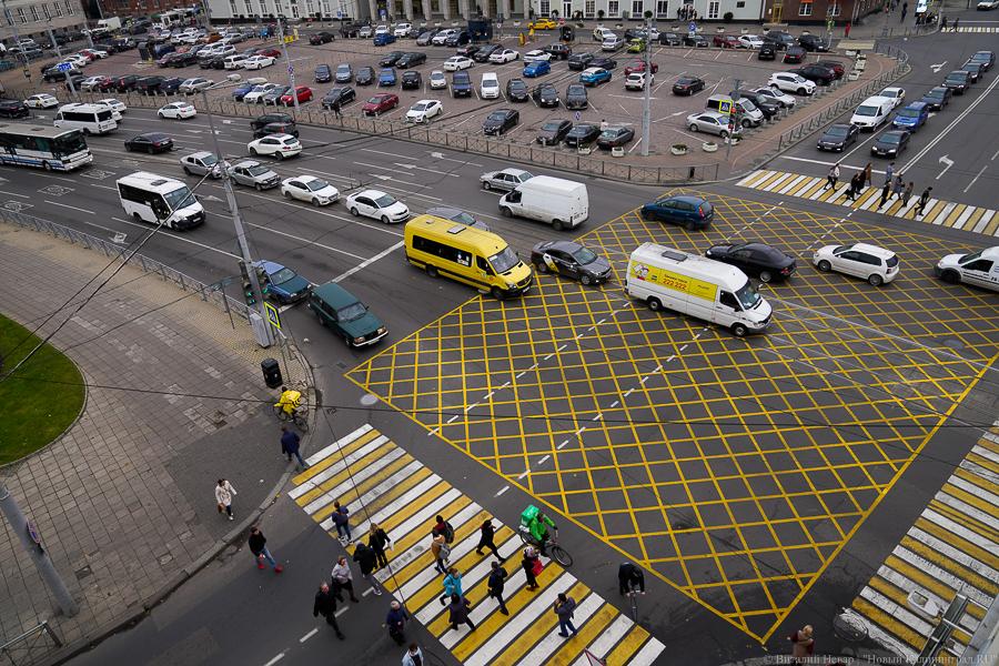 Транспортная доступность в Ленинградском районе