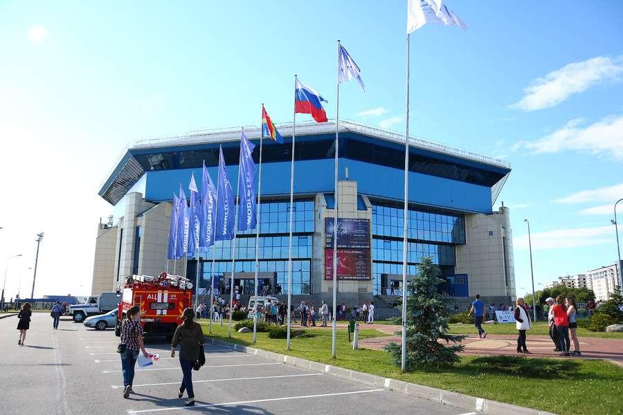 Спорт и парковые зоны для отдыха в Ленинградском районе