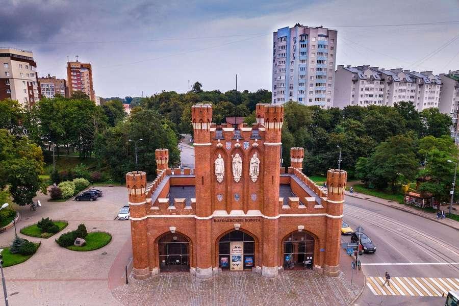 Будущее развитиеЛенинградского района
